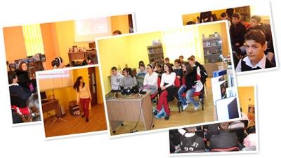 Vizualizare Centrul Europe Direct, Scoala nr. 19 Pitesti - Europa vizual