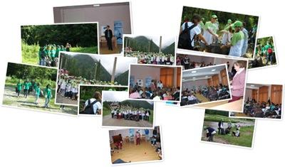 Vizualizare Bio Mosaic 2010