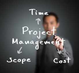 13241807-business-man-writing-project-management-concept-time-cost-scope